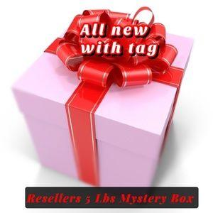 RESELLERS 5 Lbs Mystery Box ❤️ MSRP $120 minimum